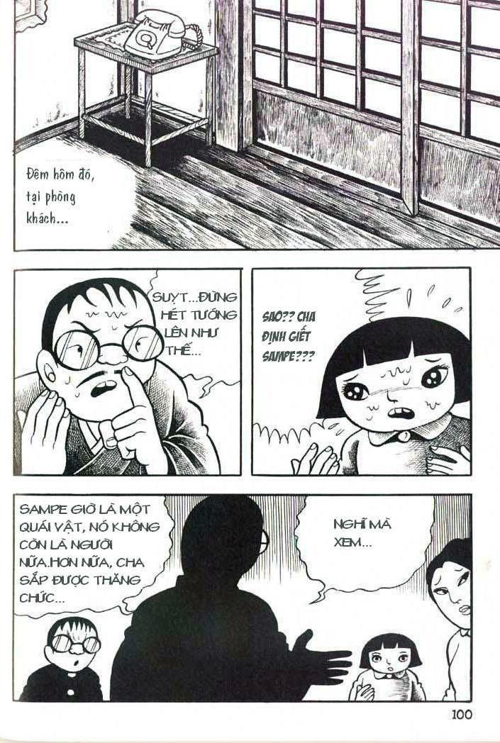 The Bug Boy chap 3 trang 39