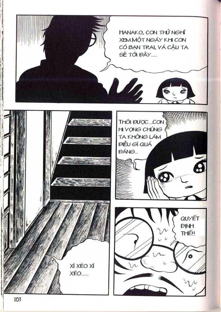 The Bug Boy chap 3 trang 42