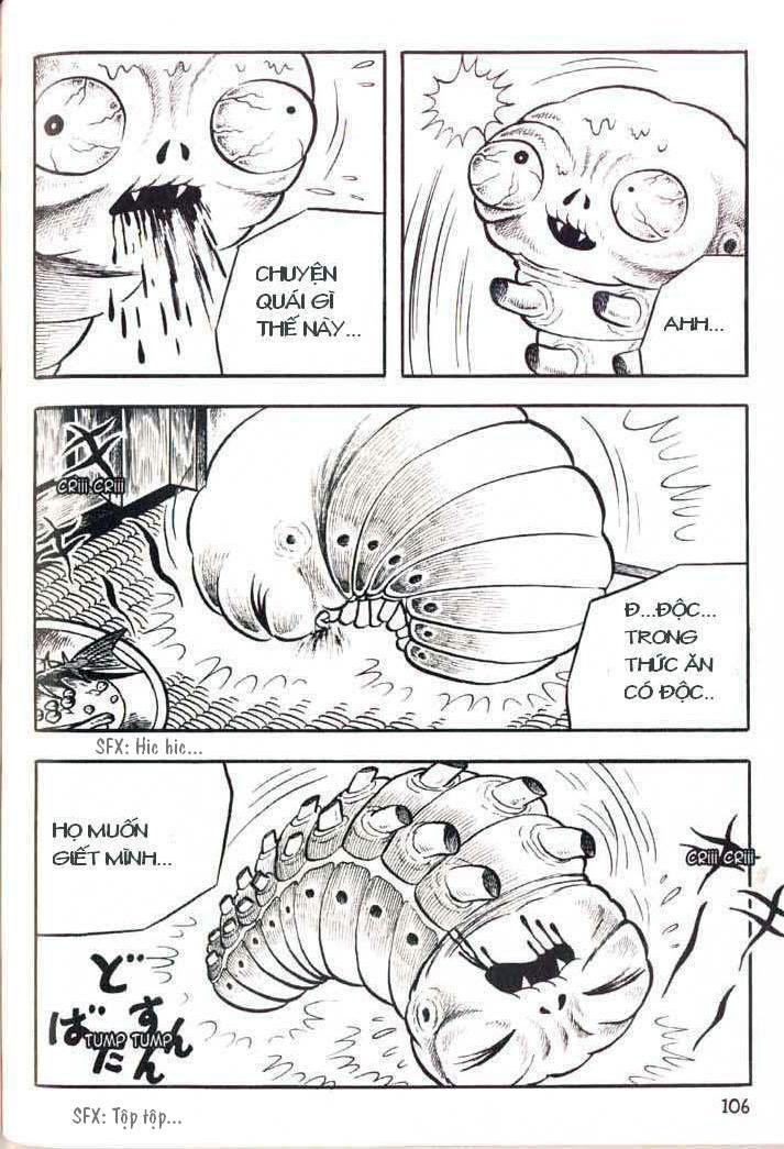 The Bug Boy chap 3 trang 45