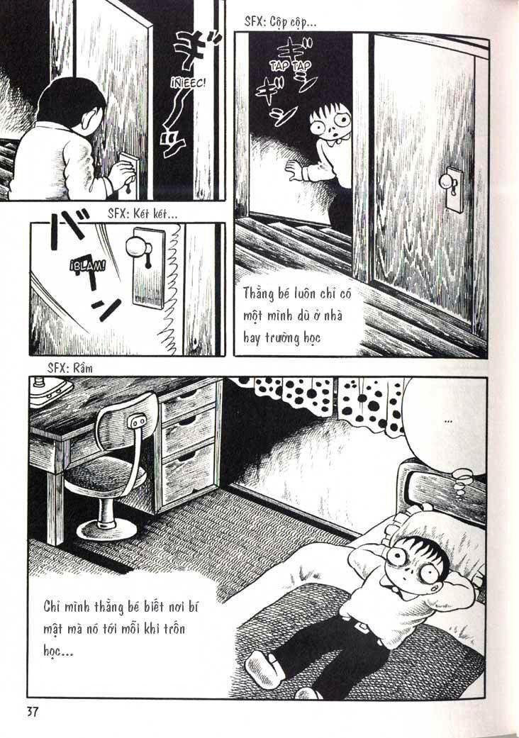The Bug Boy chap 1 trang 33