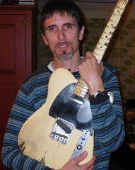 David with Telecaster
