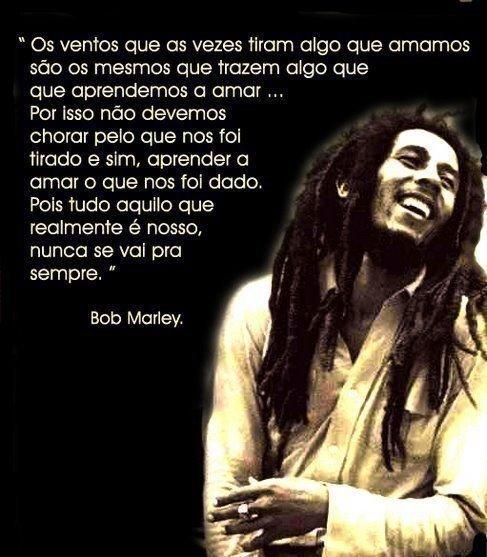 Imagens De Bob Marley Com Frases De Amor