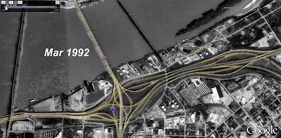 Metro Mapper Blog: Google Earth: Historical Imagery and 3D Ocean Floor