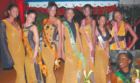 Miss Guadeloupe International 2009 (Guadeloupe World)