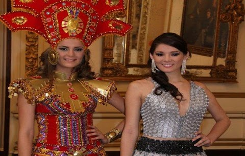 Miss Earth Perú 2010 lucira traje reciclado