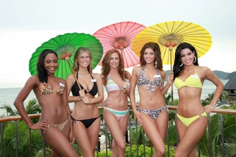 Miss World Beach Beauty Semi Final