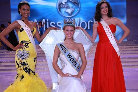 USA es la nueva Miss World 2010