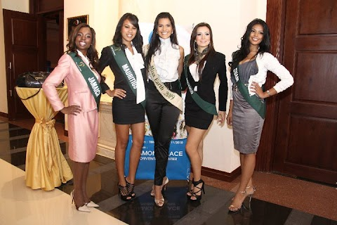 Candidatas llegan a Vietnam / Miss Earth 2010