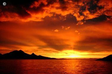 Palavras Ao Vento O Sol Da Meia Noite Existe