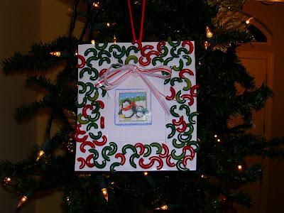 Grandma\u0027s Modern Day Trunk of Treasures Easy Christmas Frame Craft