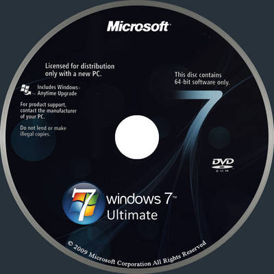 Windows 7 Ultimate New Version
