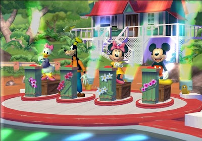 420 Games: Disney's Think Fast for Nintendo Wii
