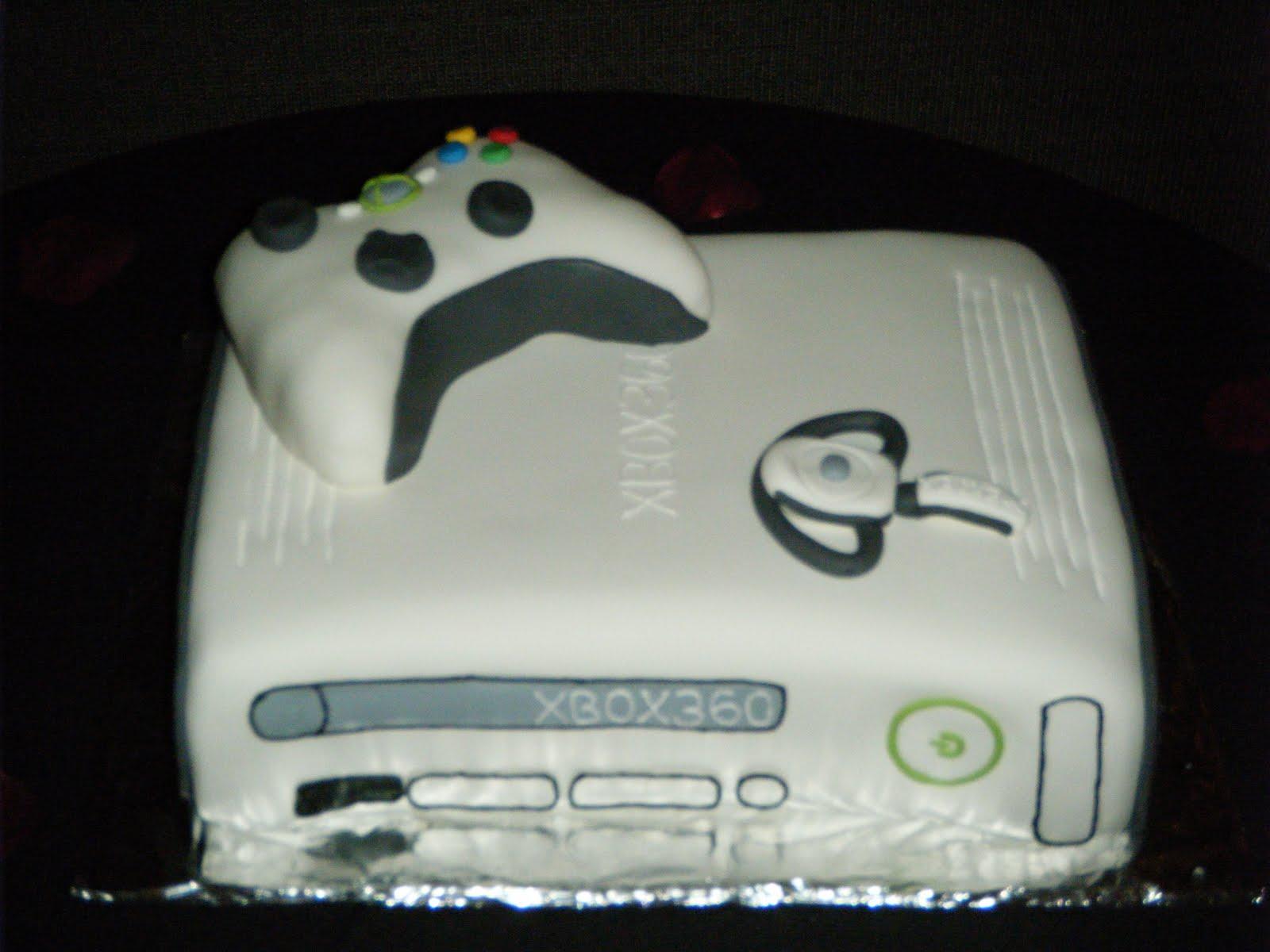 black xbox cakes - photo #23