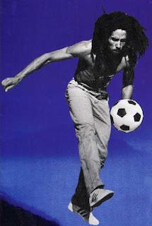 Iguanadreads Bob Marley Y El Futbol