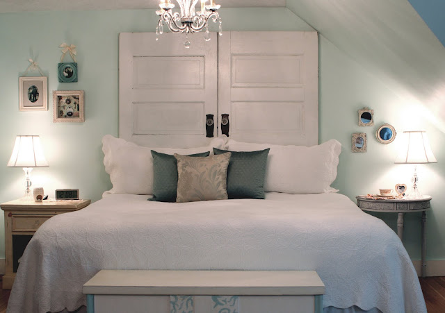 20 headboard ideas. Black Bedroom Furniture Sets. Home Design Ideas
