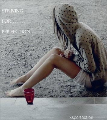 Anorexia starving for perfection essay