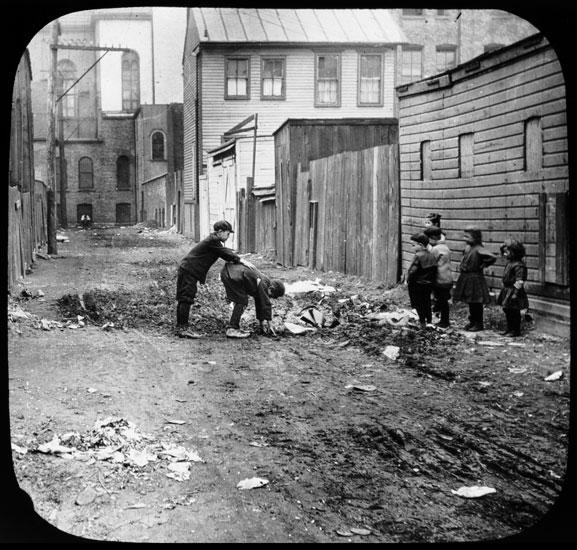 Urbanization in USA:19th Century