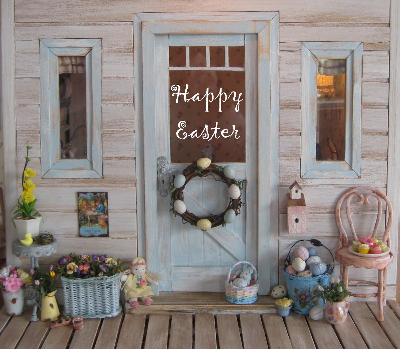 Spring Decorating: Liberty Biberty: Happy Easter