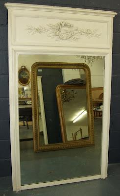 Homework Trumeau Mirrors