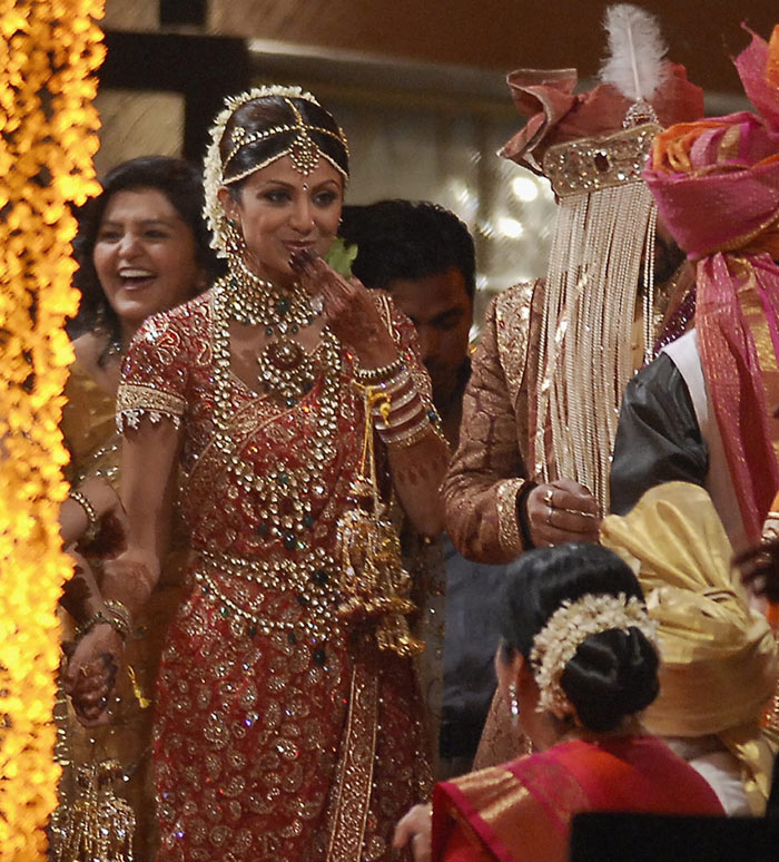 customs indian rituals shetty marriage hindu india seize planners event traditional shilpa