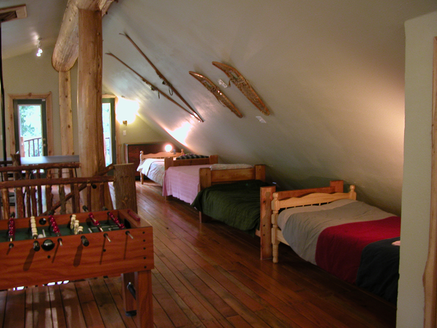 Ptarmigan Lodge At Mt Baker Family Space