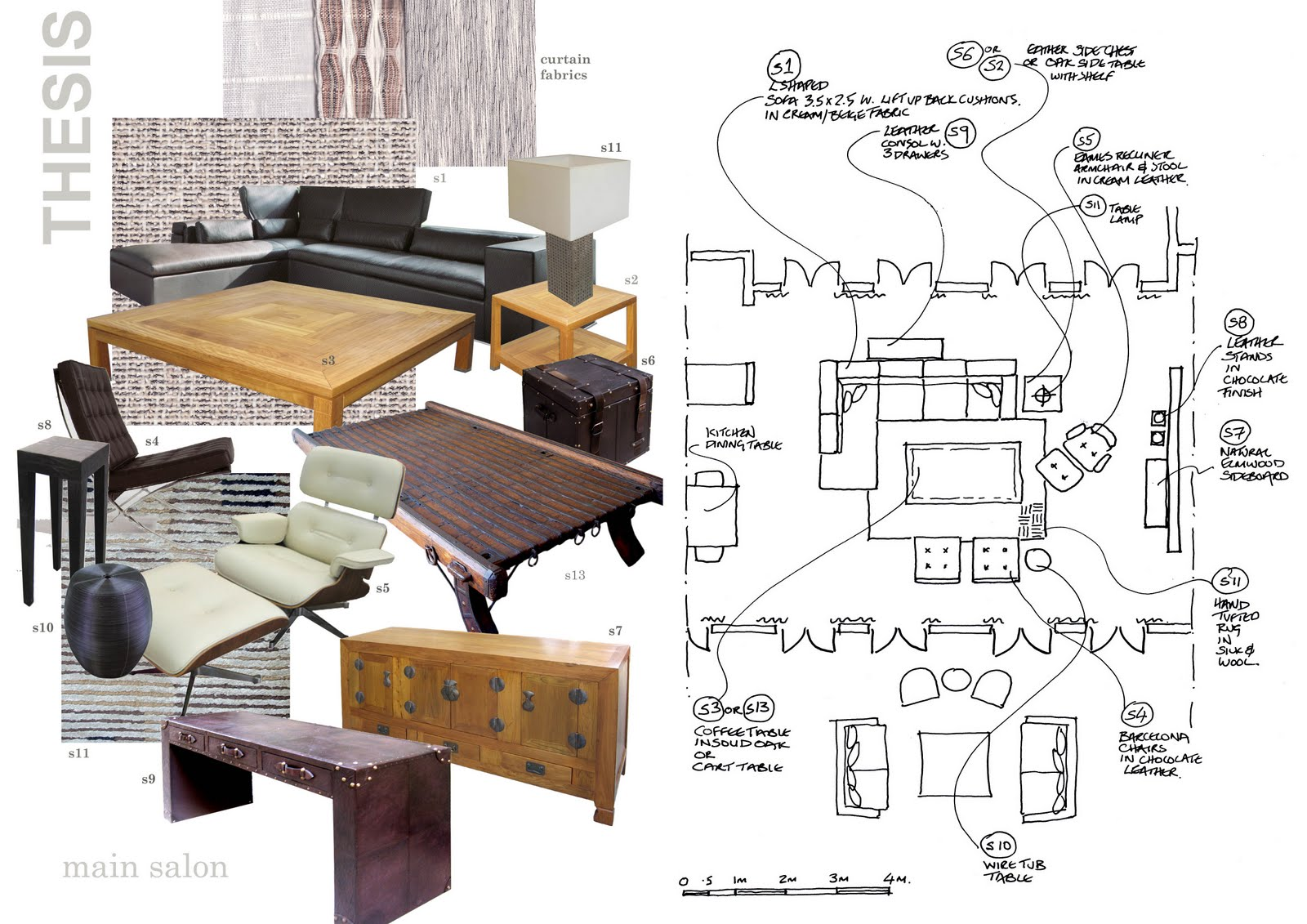 Office Furniture Layout Design