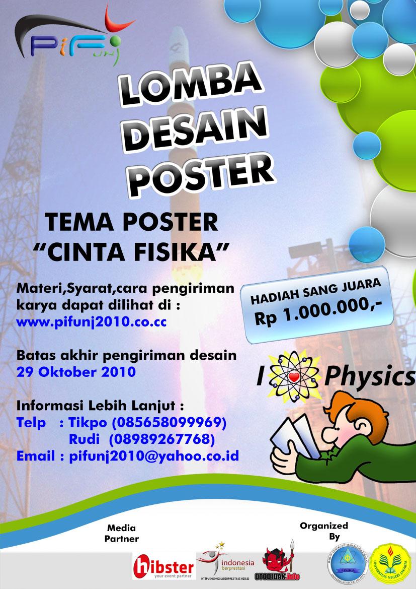 Contoh Gambar Gambar Poster - Obtenez Livre