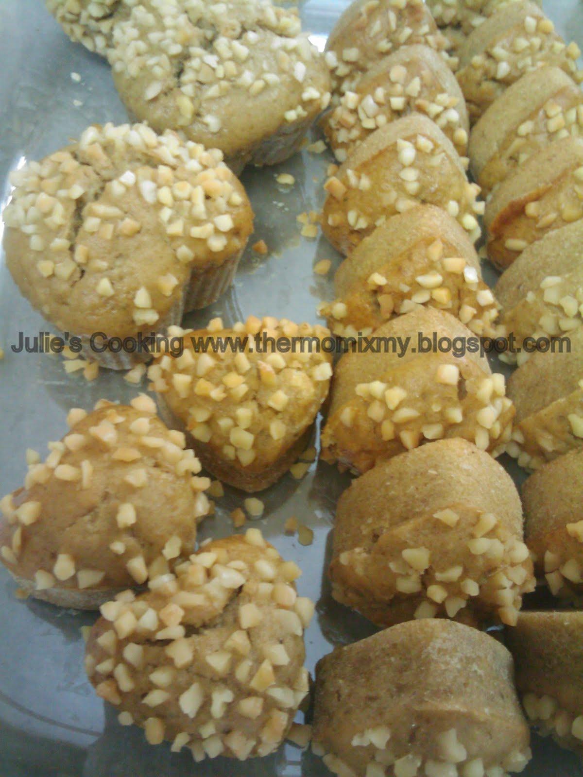 Malaysia Banana Cake Recipe Blog