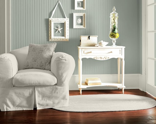 Fuller Interior And Design Sherwin Williams Oyster Bay