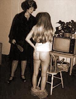 vintage spanking magazines