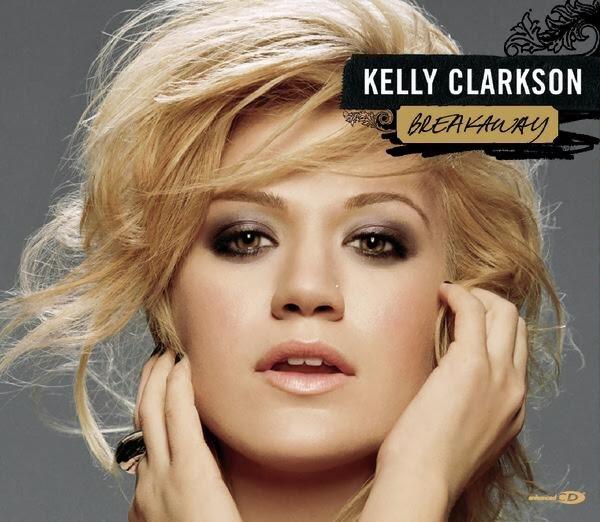 KR: Kelly Clarkson Breakaway Singles