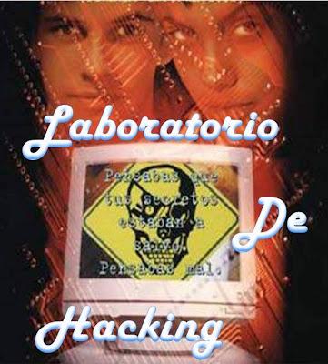 Laboratorio Hacking