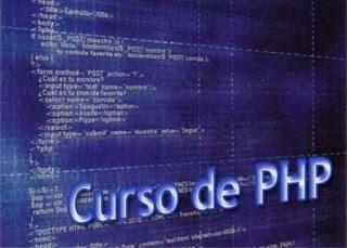 Webmasters – Curso de PHP