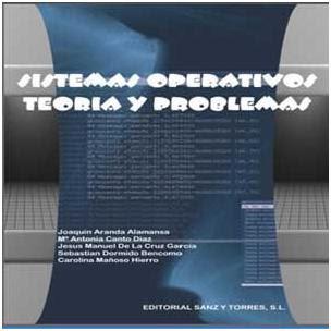 Sistemas Operativos Teoría y Problemas