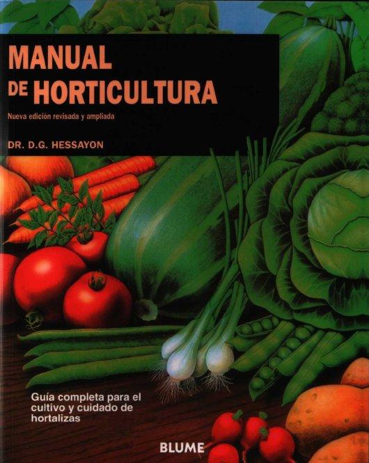 Manual de Horticultura – Hessayon