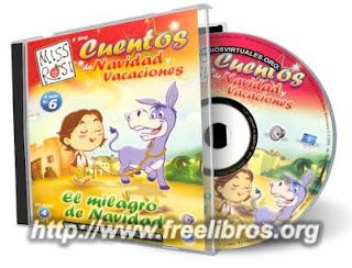 Miss Rosi y sus cuentos de navidad y vacaciones CD4: El Milagro de Navidad