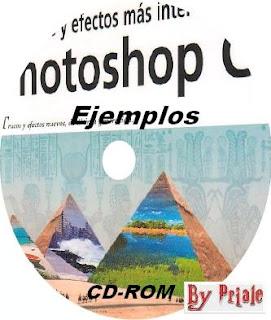 Ejemplos: Los Trucos y Efectos mas interesantes de Photoshop CD ROM