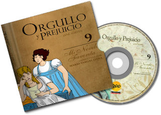 Mi Novela Favorita CD9: Orgullo y Prejuicio