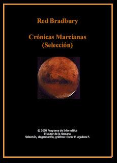 Selección de cronicas marcianas – Ray Bradbury