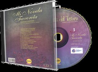 Mi Novela Favorita 2: CD3 La Isla del Tesoro