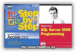 Libros de Acces y SQL Server [Resubido]