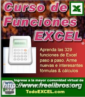Manual de Funciones Excel – TodoExcel