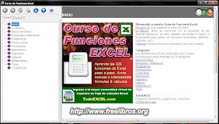 Curso de Funciones Excel de TodoExcel