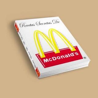 Las recetas secretas de McDonald