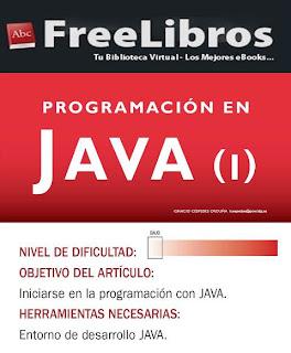 Programación en Java I