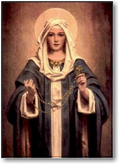 "Take Prayer Off of Your ""To Do"" List (Our Lady of the Rosary)"