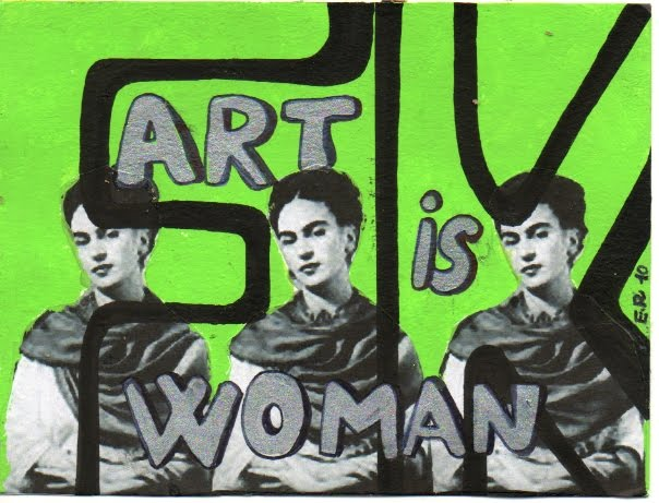 Art Is Woman