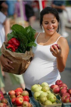 Dieta y embarazo