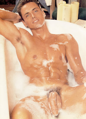 wet hunks Soapy