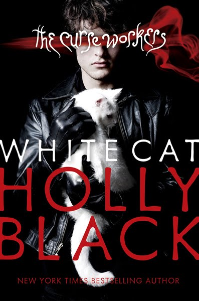 Cover Art of White Cat
